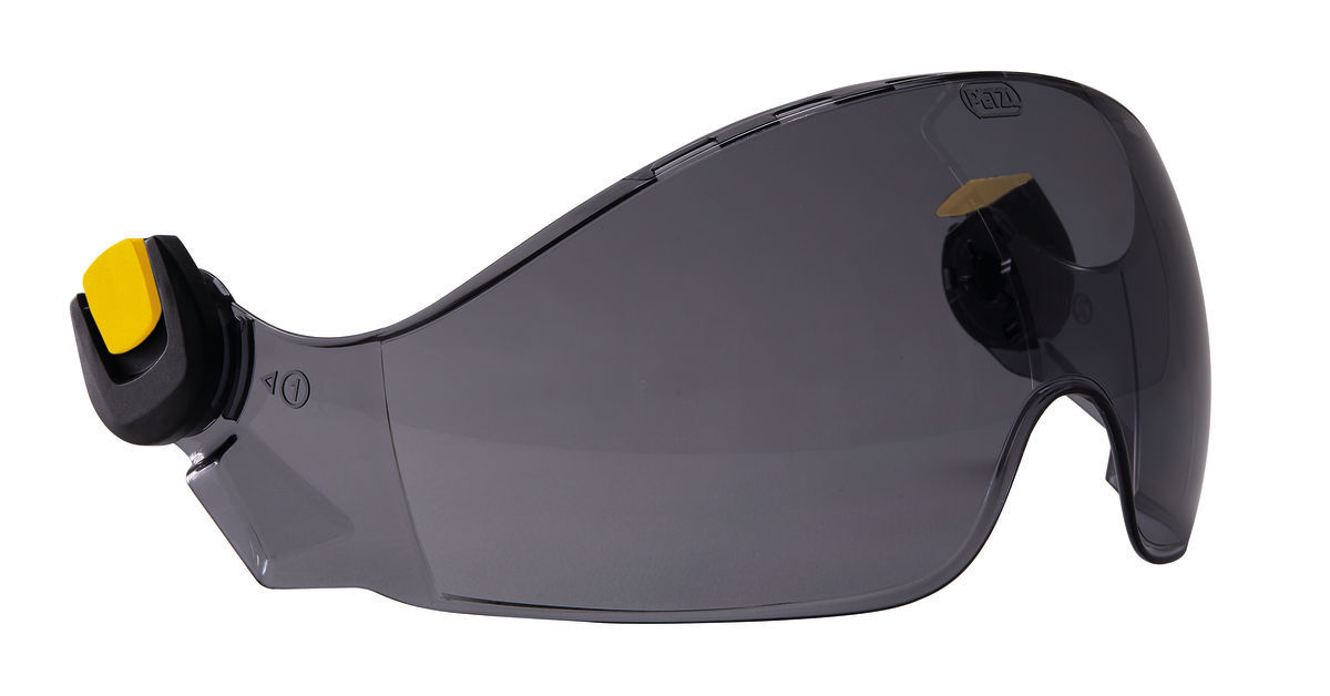 Petzl America 2019 VIZIR SHADOW EYE SHIELD