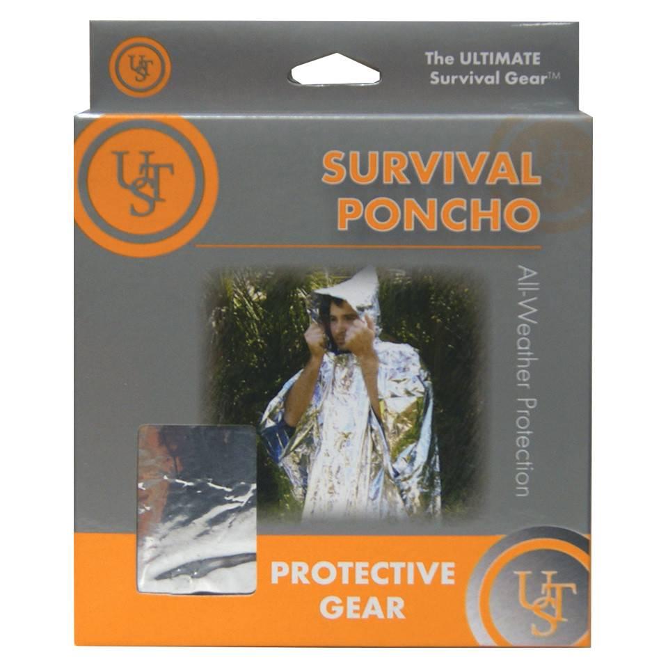 ULTIMATE SURVIVAL Survival Poncho - OAN