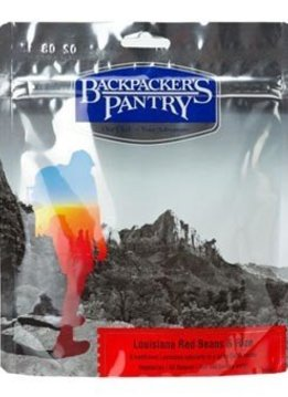 BACKPACKERS PANTRY Red beans and Rice, 13oz - OAN