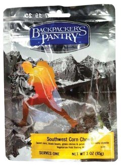 BACKPACKERS PANTRY Southwestern Corn Chowder