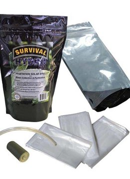 Liberty Mountain Survival Water Collection Kit