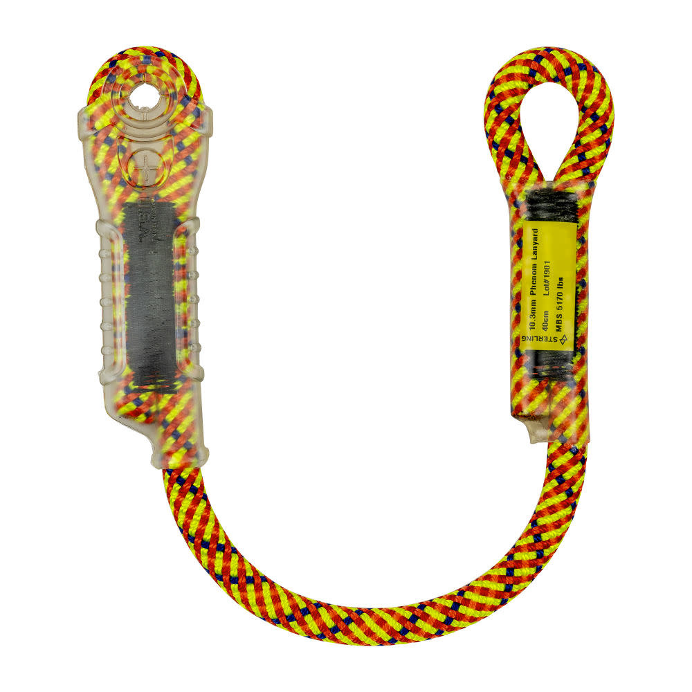 Sterling Rope Phenom Dynamic Lanyard