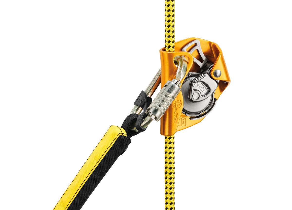 Petzl America Ray Rope 12mm Sewn Eye - EOS