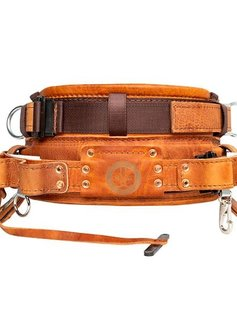 Buckingham Mfg HERITAGE ADJUSTABLE SHORT BACK BELT