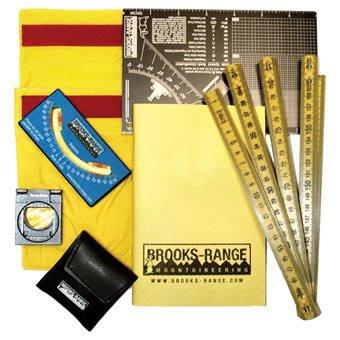 BROOKS-RANGE Basic Snow Study Kit