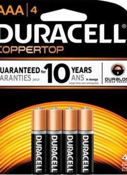 DURACELL Copertop AAA Alkaline Battery