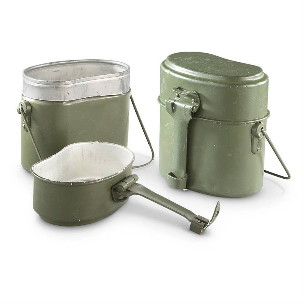 Military Surplus Military Surplus Mess Kits