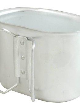 Military Surplus Aluminum Canteen Cup