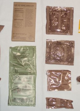 Military Surplus Assorted MRE