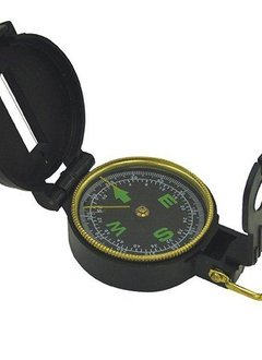 Military Surplus Stansport Outdoor 550-P Lensatic Compass