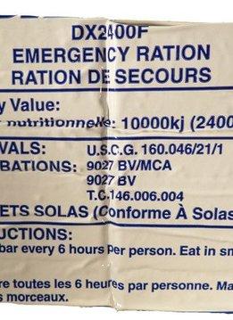 Datrex Datrex 2400 Calorie Emergency Food Ration