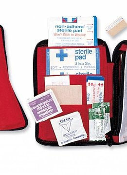 "Military Surplus Stansport ""Pro I"" First Aid Kit"