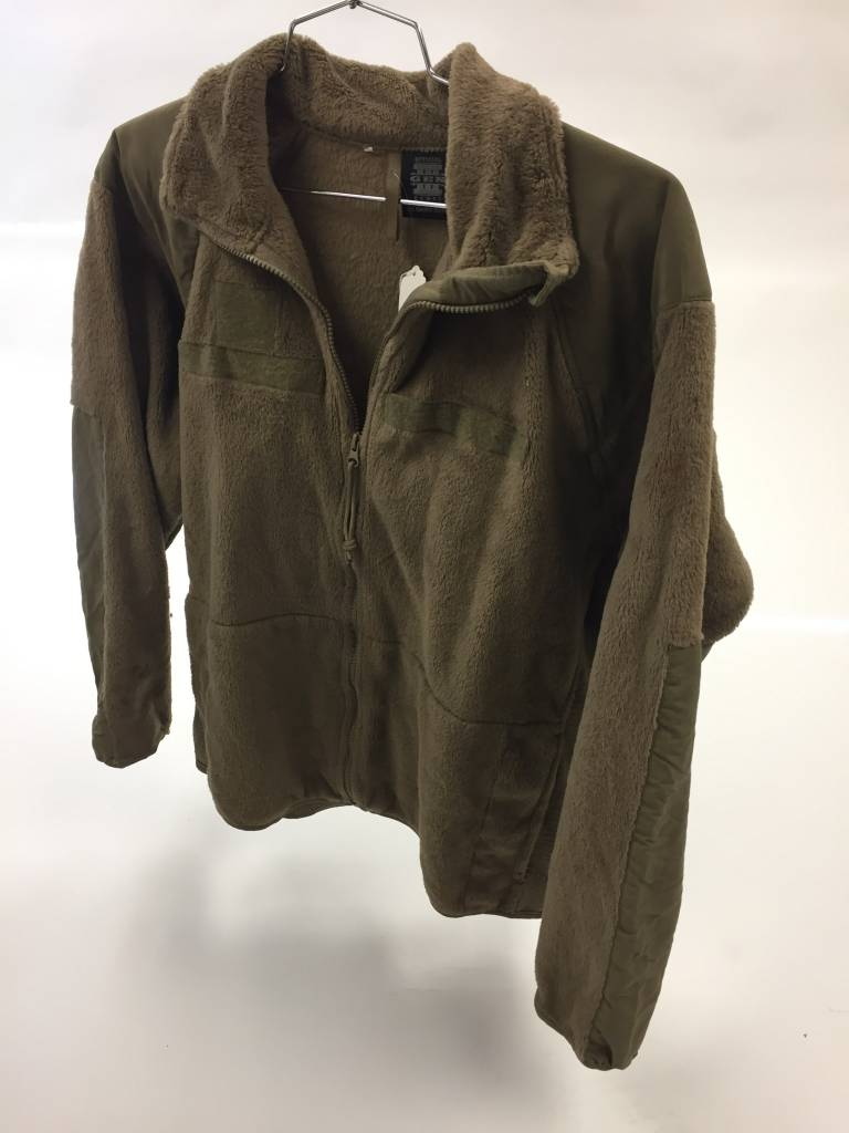 Military Surplus ECWCS Level III fleece, Coyote