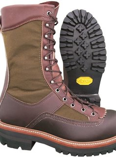 "Hoffman Boots 10"" EH Composite Toe Powerline Boot"