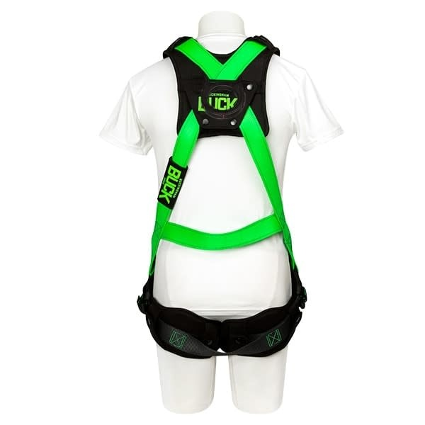 Buckingham Mfg BUCKOHM H-STYLE HARNESS WITH ALL DIELECTRIC HARDWARE