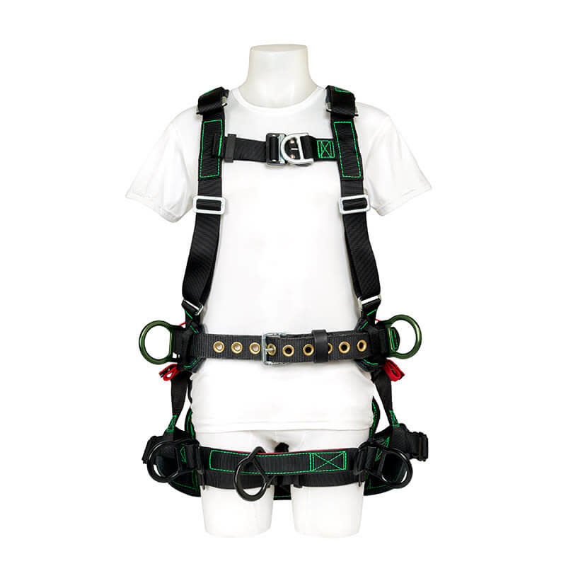 Buckingham Mfg BUCKTECH™ FR HARNESS W/SEAT