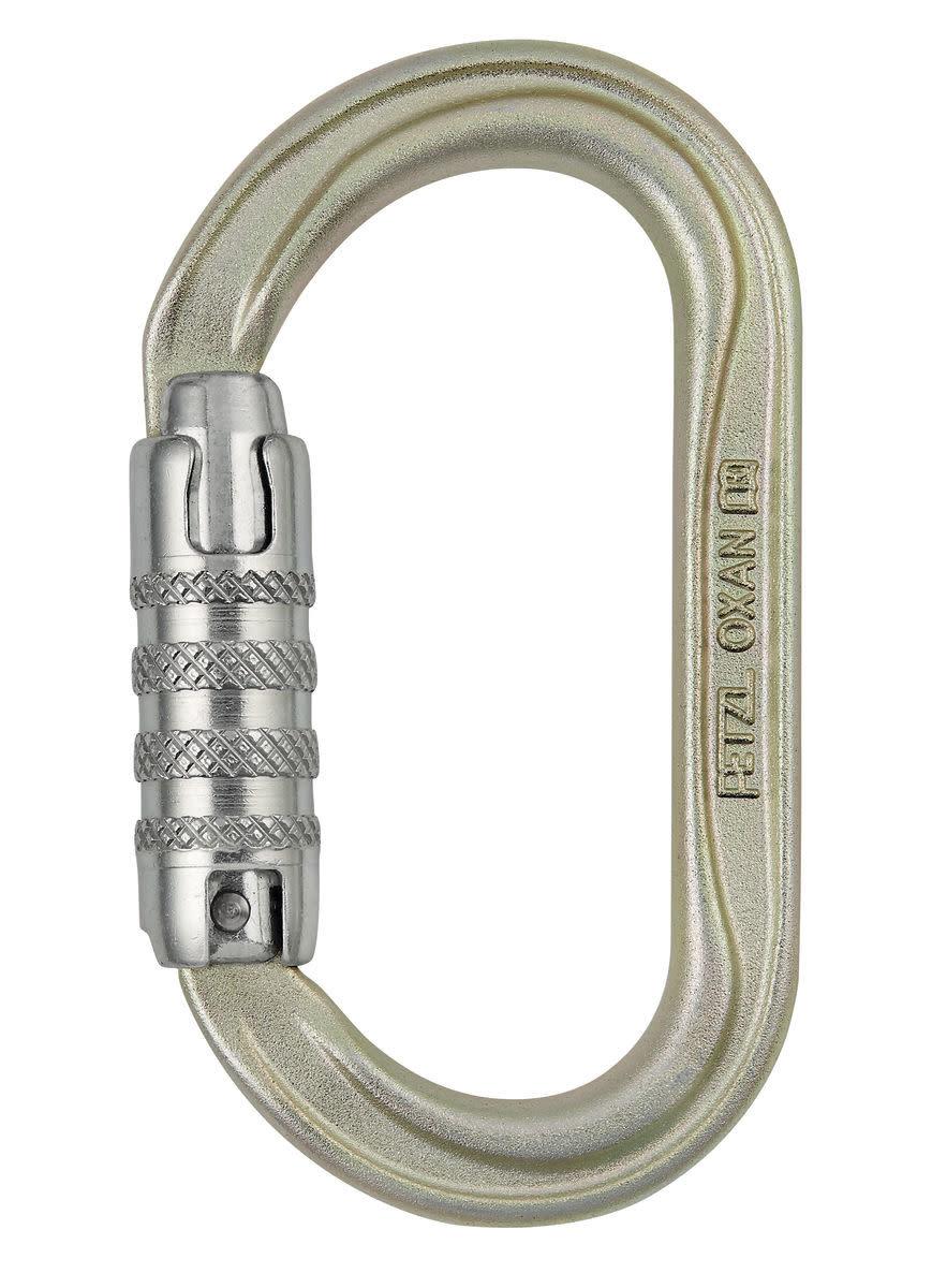 Petzl America OXAN carabiner, triact-lock