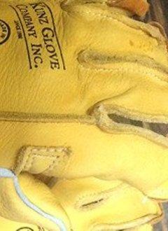 Kunz Glove Long-Cuff Work Glove, Long Gauntlet