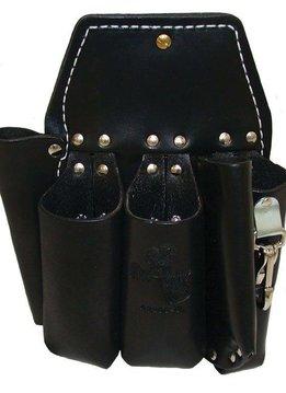 Buckingham Mfg DOUBLE BACK HOLSTER - 42266S - BLACK