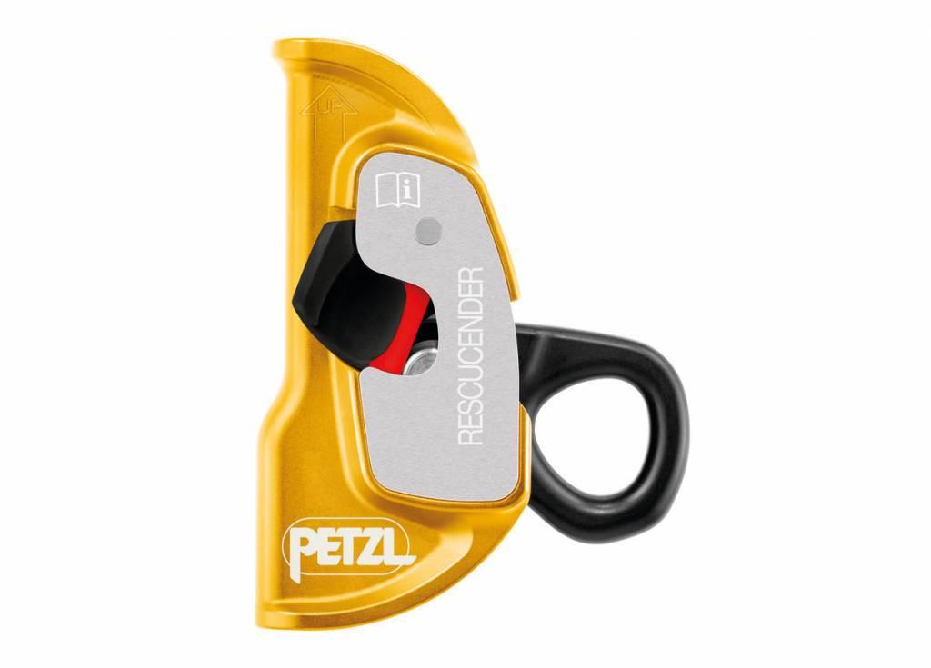 Petzl America RESCUECENDER ROPE CLAMP