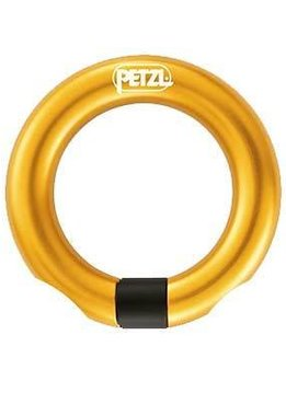 Petzl America RING OPEN GATED RING