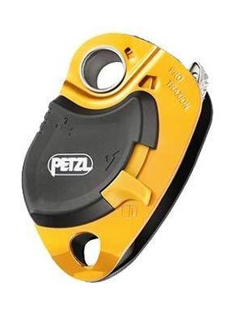 Petzl America PRO TRAXION PRG CAPTURE PULLEY