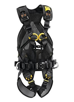 Petzl America VOLT LT, Full Body Harness, ANSI - EOS