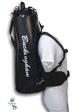 Buckingham Mfg Gear Bucket Haul Bag/Backpack