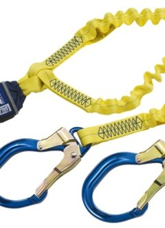 Capital Safety EZ-Stop™ Y-Style Fall Arrest Lanyard -