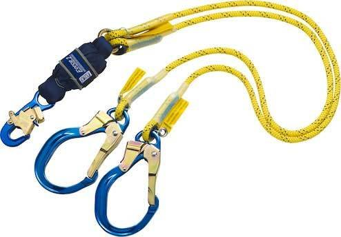 3M Fall Protection EZ-Stop™ Y-Style Fall Arrest Lanyard -