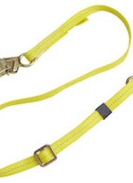 3M Fall Protection Web Adjustable Positioning Lanyard
