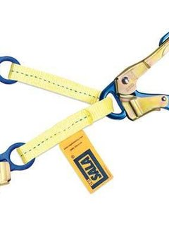 3M Fall Protection Web Rebar/Positioning Lanyard