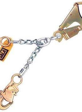 3M Fall Protection Chain Rebar/Positioning Lanyard