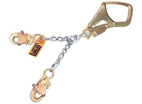 Capital Safety Chain Rebar/Positioning Lanyard