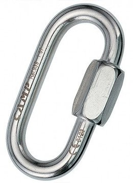 Camp USA OVAL QUICK LINK 8 MM STAINLESS