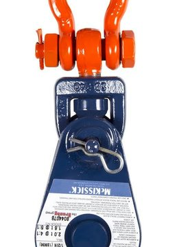 "McKissick McKissick Block - 3"" Sheave  - 1/2"" Synthetic Rope"