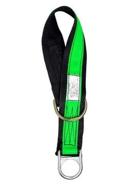 Buckingham Mfg Anchor Strap W/Wear Guard 6'