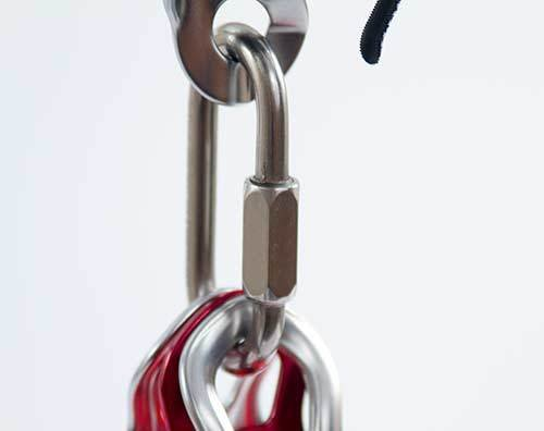 Safety One SafetyOne 4:1 Pick off/rescue tool with quick link