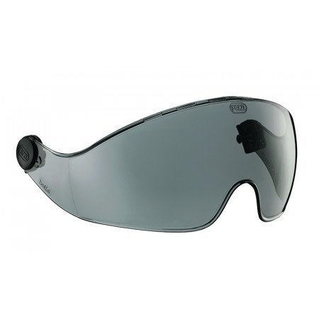 Petzl America VIZIR SHADOW TINTED EYE SHIELD for VERTEX & ALVEO, ANSI
