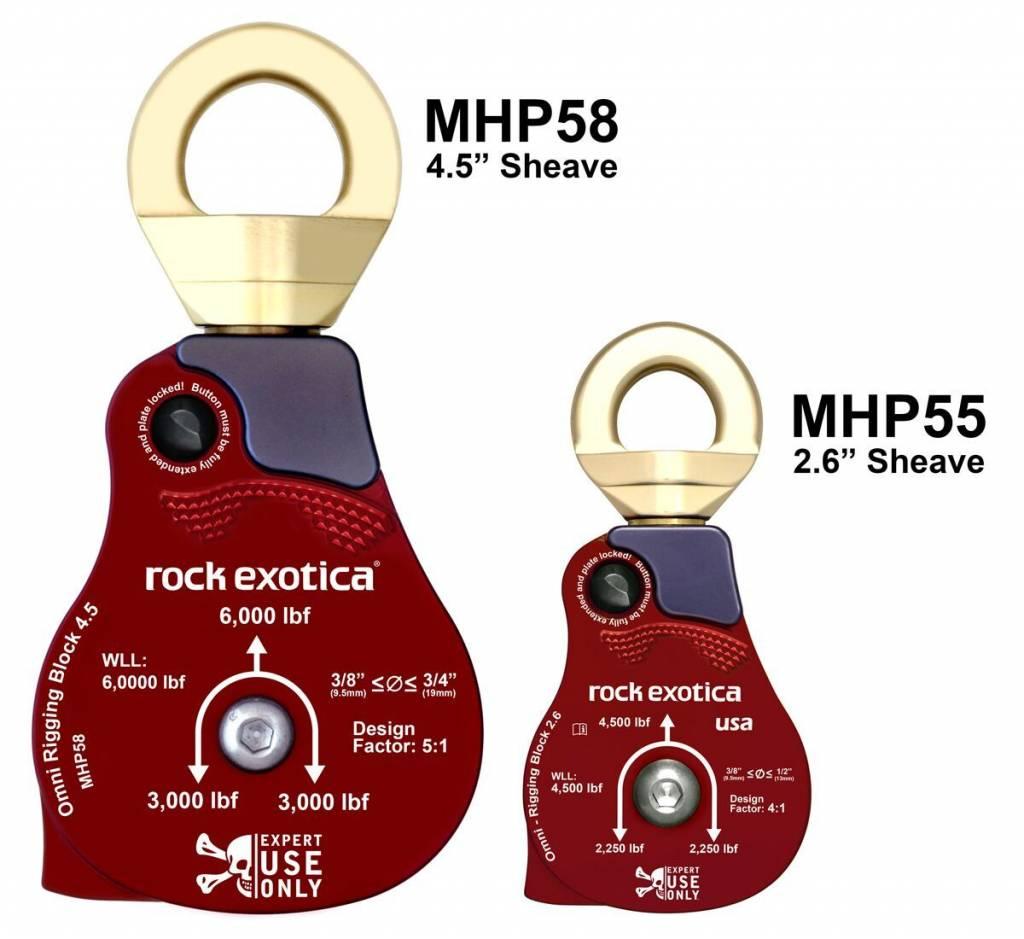 Rock Exotica Material Handling Omni Block