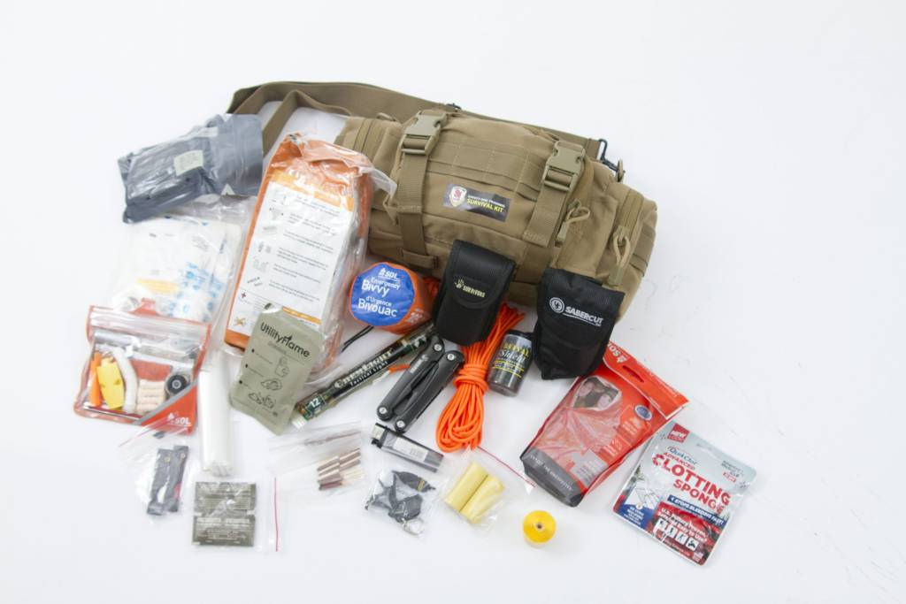 Safety One Personal Survival Kit