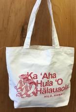 HALAUAOLA CANVAS BAG