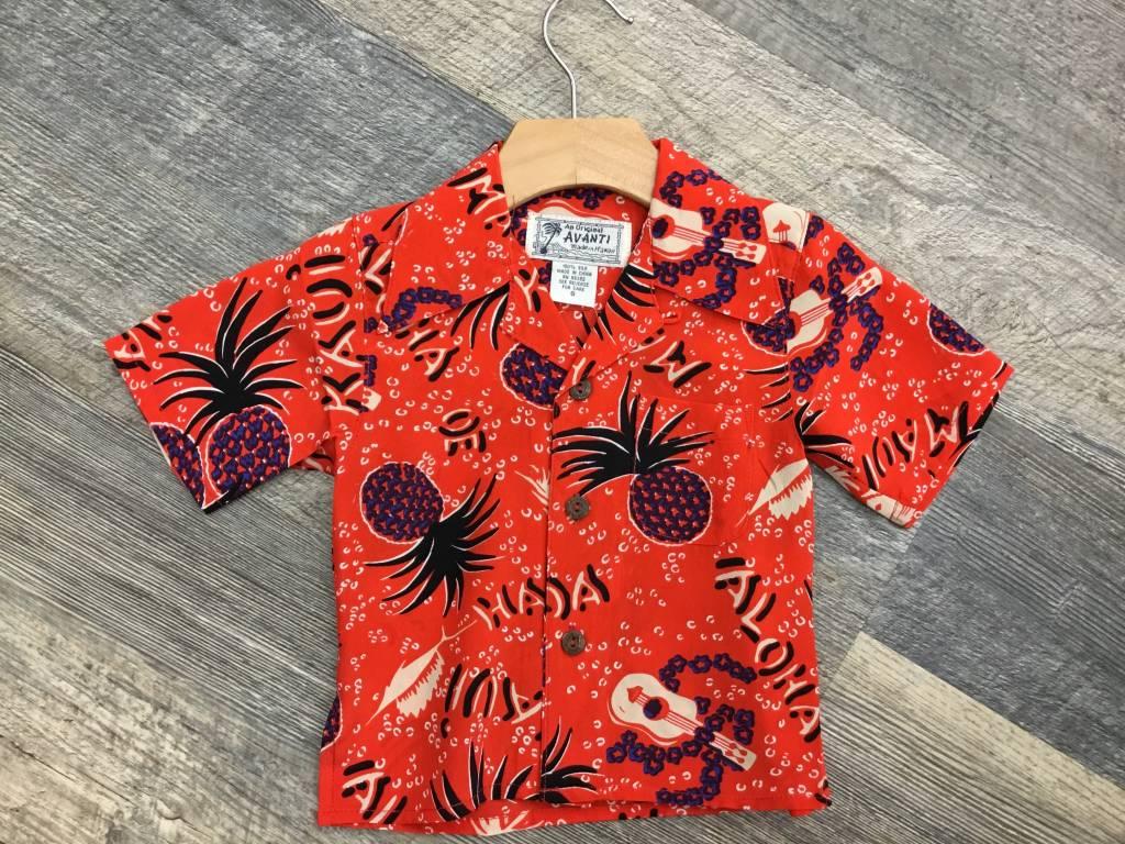 Boys Aloha Aloha 'Oe