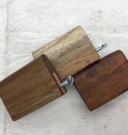 Hana Hou Tool : Lauhala Koe Cutter Koa Small