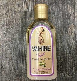 Monoi Vahine Tahiti Oil Ylang Ylang 4.2 oz.
