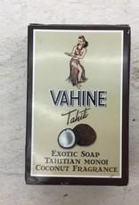 Vahine Tahiti Coconut Soap