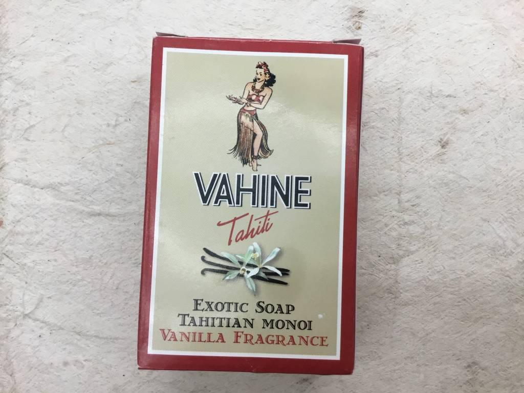 Vahine Tahiti Vanilla Soap