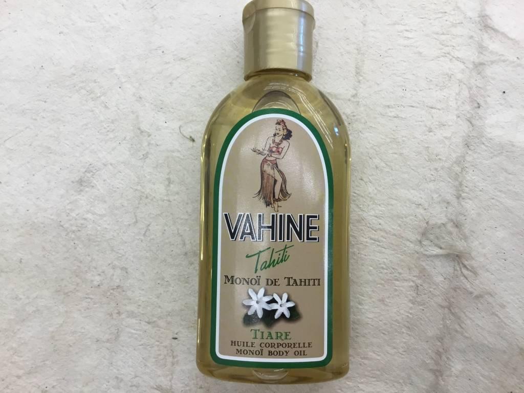 Monoi Vahine Tahiti Oil Tiare 4.2 oz.