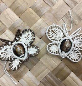 Handmade Ornament Butterflies