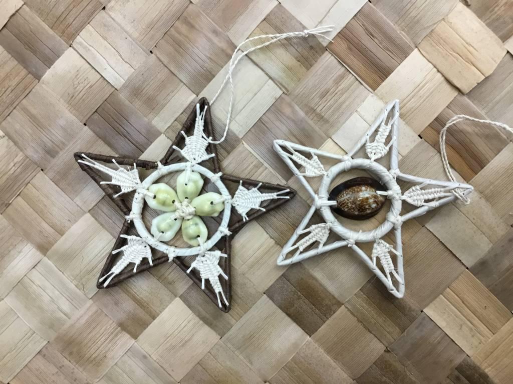 Handmade Ornament Stars